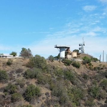 Old Nike Missile site