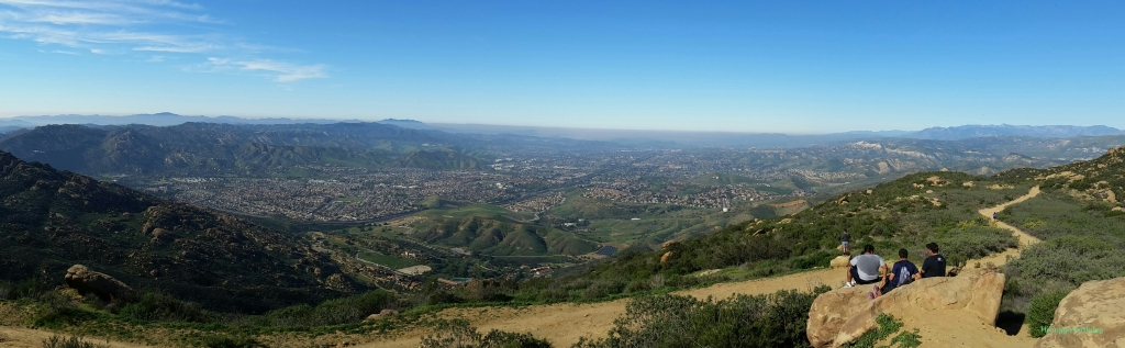 View of Simi Valley, CA