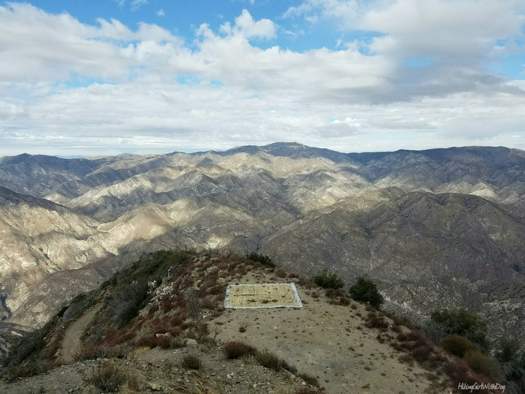 North of Josephine Peak