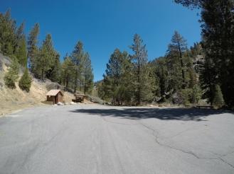 Burkhart Trail Parking Lot