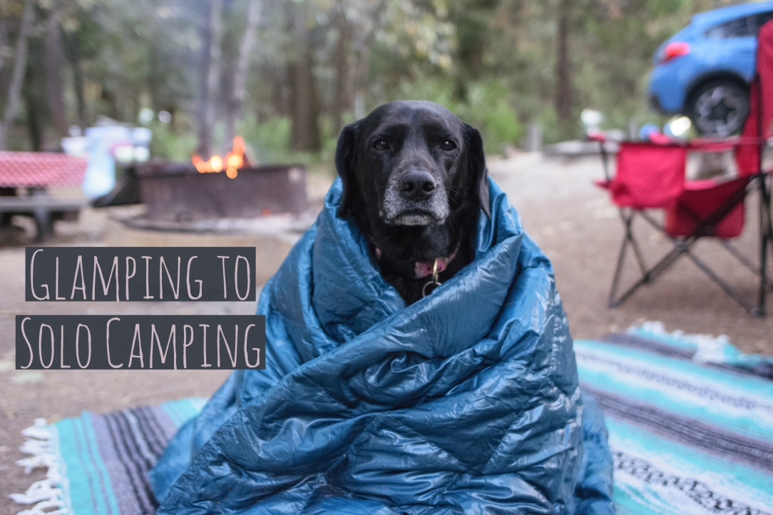 Glamping to Solo Camping