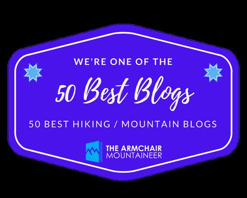 50 best hiking blogs
