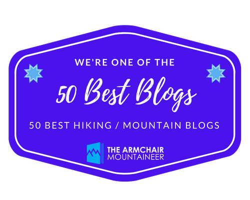 50 best hiking blogs