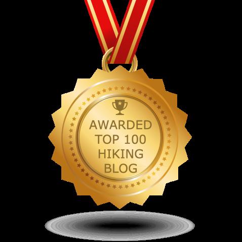 Top 100 Hiking blogs