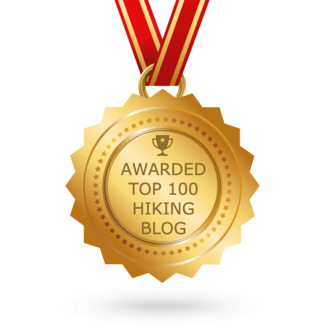 Top 100 Hiking blogs