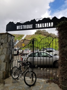 Westridge Trailhead